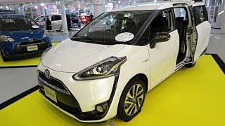 getlinkyoutube.com-Toyota Sienta Hybrid G White
