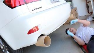 getlinkyoutube.com-Making a Lexus Loud