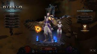 getlinkyoutube.com-Diablo III Season 8 Vyr Archon Starter Wiz/T13 Farm