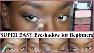 getlinkyoutube.com-SUPER Easy Beginners Eyeshadow