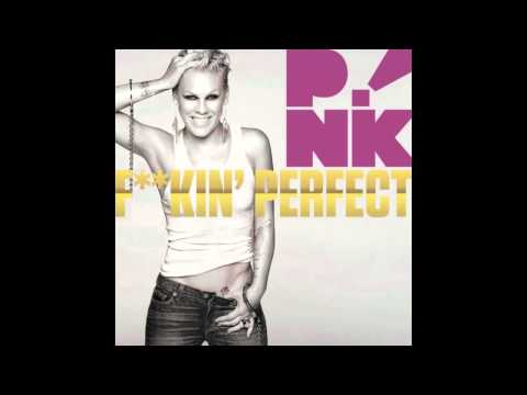 "Pink ""F**kin' Perfect (Matt Pendergast Remix)"""