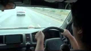 getlinkyoutube.com-ใหญ่ยนต์จูนนิ่ง รถตู้ TOYOTA 2500 CC