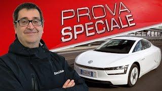 "Volkswagen XL1 | La prova della ""supercar al contrario"""