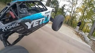 getlinkyoutube.com-GoPro Onboard RC Rock Racer - Axial Yeti - JPRC
