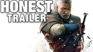 getlinkyoutube.com-THE WITCHER 3 (Honest Game Trailers)