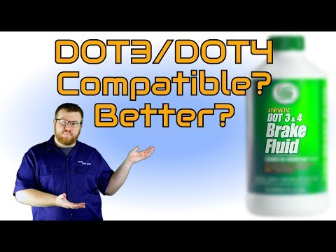 DOT 3 VS DOT 4 Brake Fluid: Do They Mix & Which is Best? • Cars Simplified
