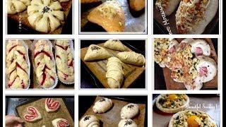 麵包機 ~ 造型麵包 (基本製作)