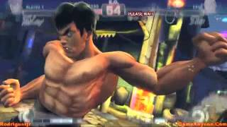 getlinkyoutube.com-Top 5 Bruce Lee Video Game Characters