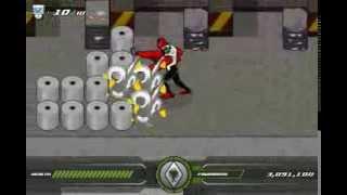 Ben10 Battle Ready [ Full Gameplay / part 11 ] Final Level - Boss fight