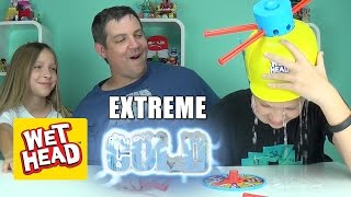 Wet Head EXTREME COLD Challenge