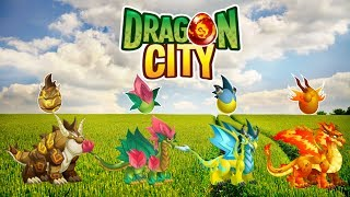 getlinkyoutube.com-Dragon City - All Double Dragons - Part 1/2