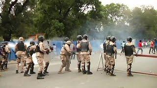 Haïti : une manifestation antigouvernementale vire à l'affrontement avec les forces de l'ordre