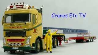 getlinkyoutube.com-WSI Volvo FH4 + Trailer 'Wiklunds Akeri' by Cranes Etc TV