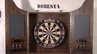 getlinkyoutube.com-✔ DiResta Dart Board