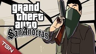 getlinkyoutube.com-GTA San Andreas: Partiendo mi silla en Directo