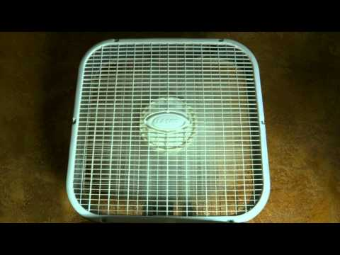 "The Sounds of a Box Fan 8hrs ""Sleep Sounds"""