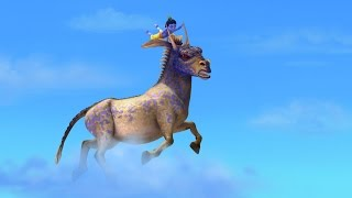 getlinkyoutube.com-Little Krishna Tamil - Episode 10 - The Charge Of The Monster Horse