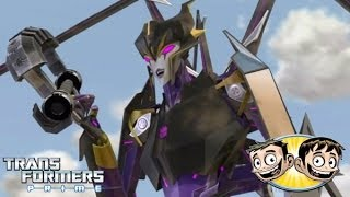 getlinkyoutube.com-Transformers Prime: The Game - Airachnid, The Collector - BroBrahs