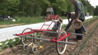 Weedmaster Field Trial 2: Fisher Farm