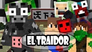 getlinkyoutube.com-EL TRAIDOR! - Servidor 1.7.2 [No premium] - DRAGON BALL [MAPA #3]