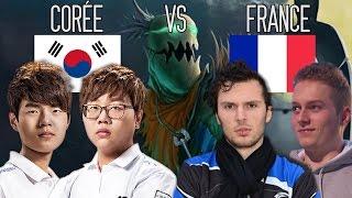 Duo avec Cabochard ! Des Coréens en EUW ?!