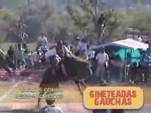2° Encontro Internacional de Tropilhas e Ginetes - DVD - Gineteadas Gauchas - Vol 1