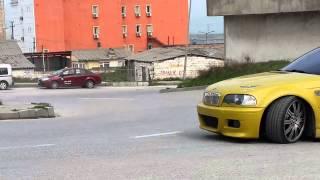 getlinkyoutube.com-Bmw E46 M3  Drift Turkey