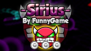 getlinkyoutube.com-Geometry Dash [2.0] (Demon) - -SIRIUS- by FunnyGame - GuitarHeroStyles