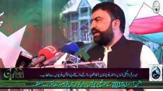 getlinkyoutube.com-Sarfaraz Bugti Address on Patriotic Baloch's Surrender