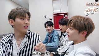[ENG SUB] 180714 Okay Wanna One Ep 20   Lovey Dovey Waiting Room Story (Part 1) By WNBSUBS
