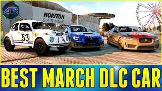 getlinkyoutube.com-Forza Horizon 2 Online : BEST MARCH DLC CAR CHALLENGE!!!