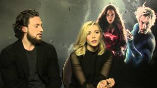 getlinkyoutube.com-Marvel's Avengers: Age of Ultron - Mini Thor Meets Quicksilver & Scarlet Witch - OFFICIAL | HD 0