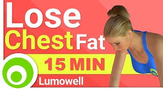 Tone your Chest and Lose Fat - 15 Minute Cardio Workout