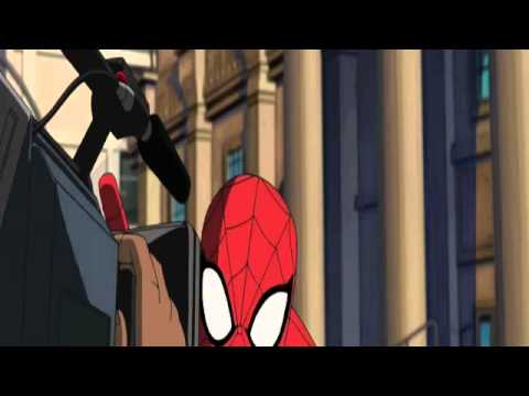 Ultimate Spiderman I.Am Spider Man
