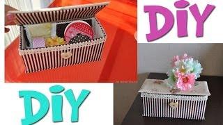 getlinkyoutube.com-DIY - Reciclaje Caja de Jugo