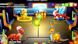 🎮 Dragon Mania Legends - Dungeon Gameplay