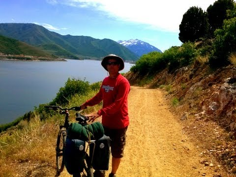 Adventure Man Bike Tour: A Bicycle Touring Documentary