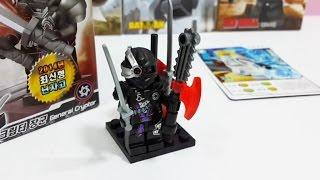 getlinkyoutube.com-닌자고 리부티드 크립터 장군 최신형 레고 장난감 오픈박스 조립 Lego Ninjago Toy - Buri Toy Play 유아동영상, 어린이놀이