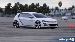 getlinkyoutube.com-Driving Volkswagen Concepts: Tuned GTI, 500 HP Superbeetle and XL1 @ 2013 LA Auto Show