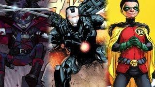 getlinkyoutube.com-Top 10 Superhero Sidekicks
