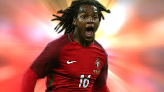 Best of Renato Sanches - 2016: Skills & Goals