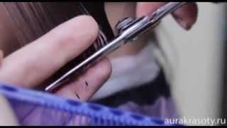 getlinkyoutube.com-Как правильно преподнести прямые волосы