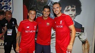 getlinkyoutube.com-[INSIDE VIEW] Luis Suárez and Liverpool meet again