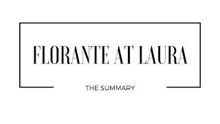 Florante at Laura (Summary)