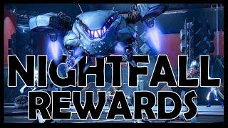 getlinkyoutube.com-Nightfall Rewards: Fallen S.A.B.E.R 4/27 | The Reapathys