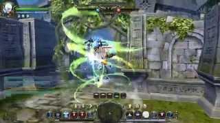 getlinkyoutube.com-Dragon Nest PvP Tempest vs Light Fury Level 80