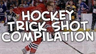 Hockey Trick Shot Compilation