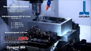 getlinkyoutube.com-Mastercam Dynamic Mill