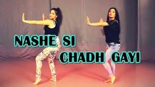 getlinkyoutube.com-Nashe Si Chadh Gayi | Befikre | Dance Choreography | Ranveer Singh | Vaani Kapoor