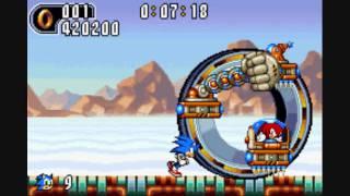 getlinkyoutube.com-Sonic Advance 2 -  Boss Rush (Part 1)